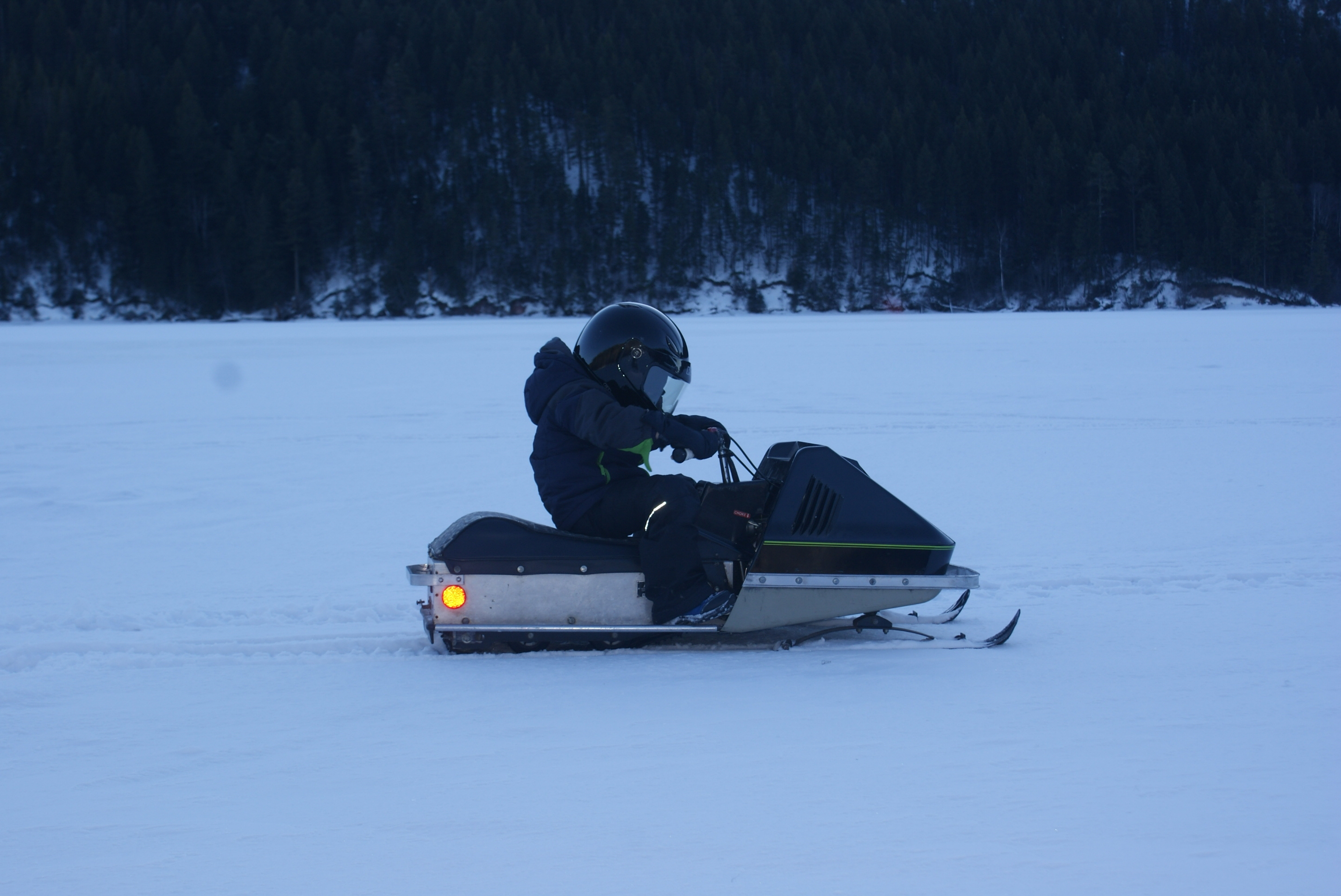 history of snowmobiles essay The history of integration strategies marketing essay  snowmobiles and  if you are the original writer of this essay and no longer wish to have the essay.
